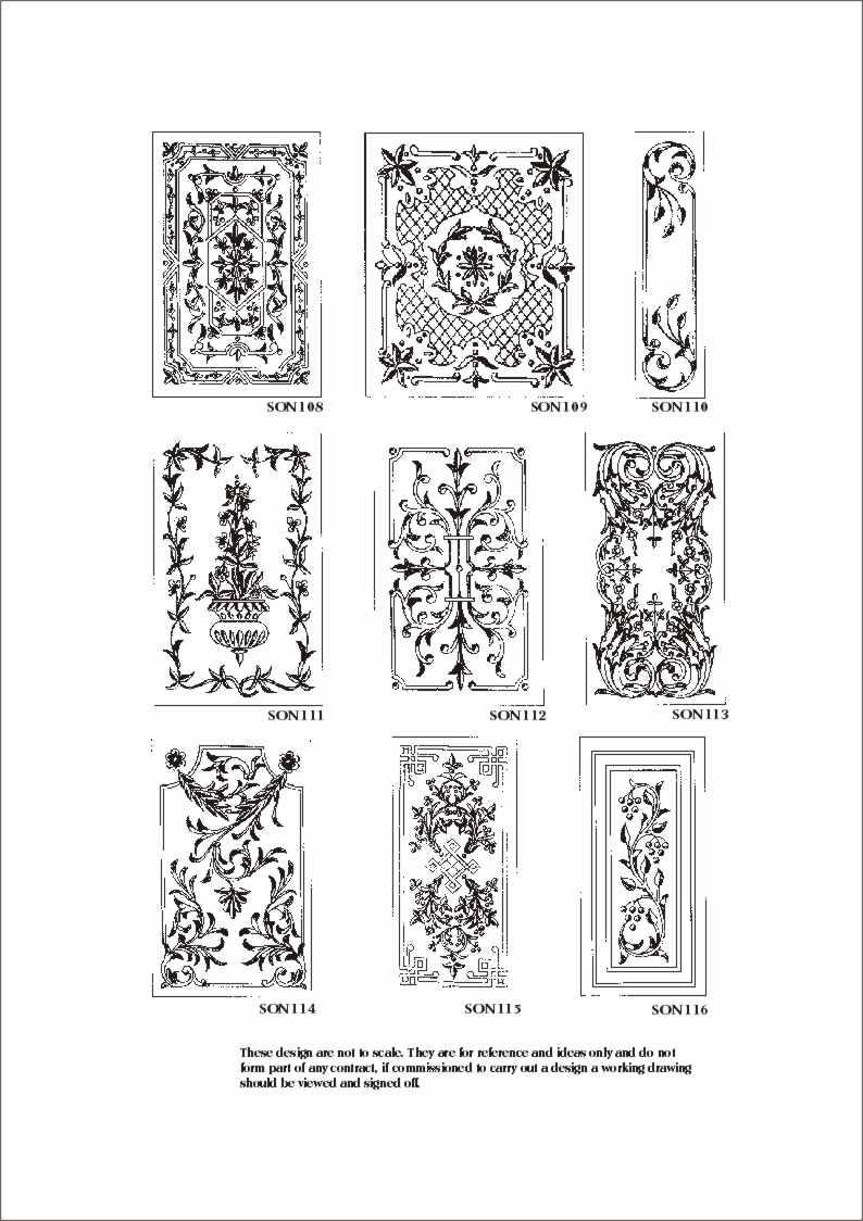 Victorian Design Book